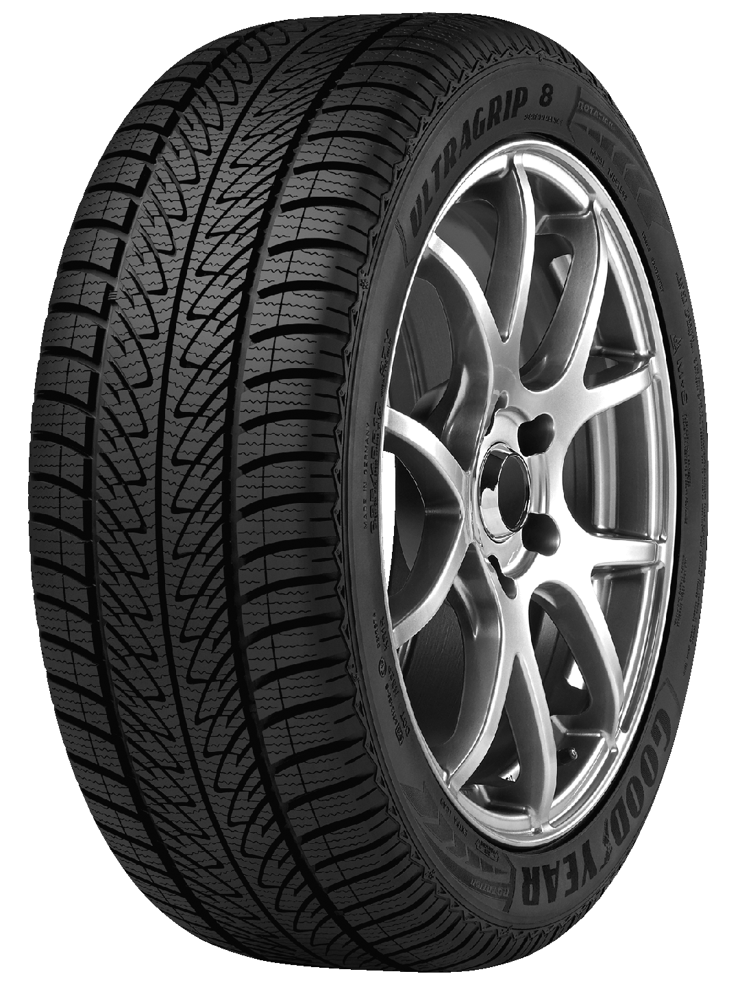 goodyear ultragrip 8 perf 285 45 r 20 appalacian tire products service appalacian tire. Black Bedroom Furniture Sets. Home Design Ideas